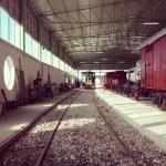 Camminare nel Museo Ferroviario della Puglia, lungo i binari del tempo
