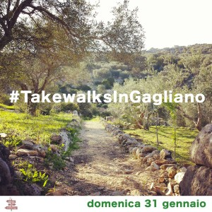 Take Walks In Gagliano