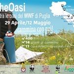 #IntoTheOasi, un viaggio d'esplorazione a piedi nella mia Puglia