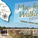 Map For Walking Festival