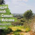 Viaggio a piedi nei Piccoli Comuni del Welcome